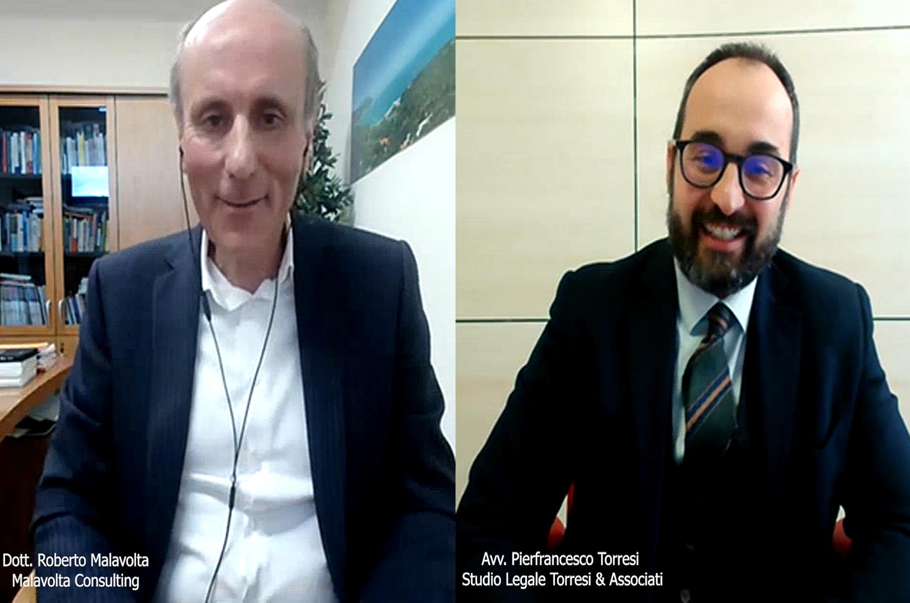 """Incontro con l'Avv. Pierfrancesco Torresi – """"L'e-commerce e il contratto di agenzia"""""""